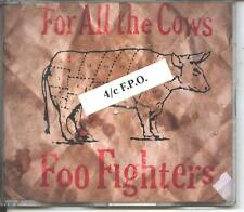 foo fighters - for all the cows  cd single