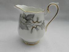 Royal Albert silver maple Lait / Crème carafe 8 cm tall,.