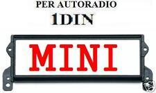 MASCHERINA AUTORADIO MINI COOPER TUTTI MODELLI 1DIN