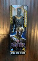 Marvel Black Panther Titan Hero Series 12-inch Erik Killmonger BNIB 2019