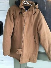 Work horse Work Jacket -with hood size Med. no reserve