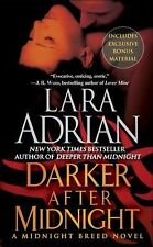 Midnight Breed Ser.: Darker after Midnight 10 by Lara Adrian (2012, Paperback)