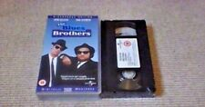 THE BLUES BROTHERS Widescreen CIC UK PAL VHS VIDEO John Belushi Dan Aykroyd NEW