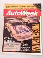 Autoweek Magazine GT2 Racer Vs 911 Turbo October 30, 1995 020617RH