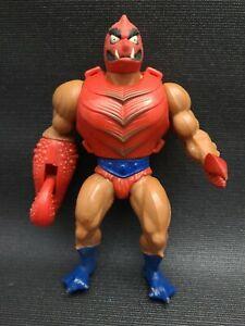 1983 Vintage Masters Of The Universe CLAWFUL Figure. Motu, He-Man Narrow Foot