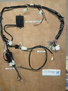 Yamaha RD250E/F  and  Yamaha RD400E/F  replica wiring Loom,  Harness,  UK models