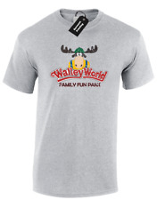 WALLEY WORLD MENS T SHIRT TEE FUNNY NATIONAL COMEDY LAMPOON CHEVY RETRO CHASE