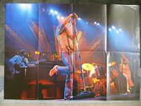 Riesenposter Superposter / The Who / 1974 / Original / Rock / Pop / Rarität