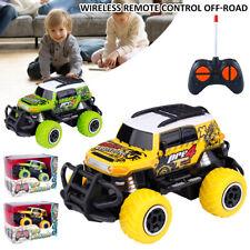 RC Auto Geländewagen Offroad Kinder Spielzeug Ferngesteuertes LKW Für 3-9 Jahre