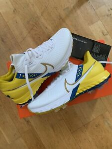 NIKE GOLF AIR ZOOM INFINITY TOUR EUROPE NRG SHOES UK7.5 US8.5 BRAND NEW