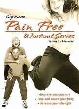 Egoscue Pain Free Workout Series - Vol. 2 (DVD, 2007)
