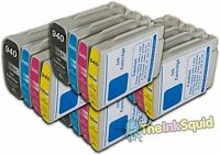 4 Sets of HP 940 XL Chipped Compatible Ink Cartridges for Photosmart Printers