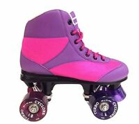 New California Pro Cyclone Quad Wheels Ladies Womens Roller Skates Girls rrp £75