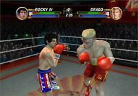 USED PS2 PlayStation 2 ROCKY 03441 JAPAN IMPORT