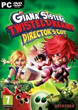 * PC NEW SEALED Game * GIANA SISTERS Twisted Dreams - Director's Cut