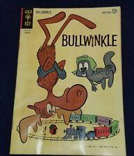 1962 Gold Key Bullwinkile Comic Book FEB 10013-302