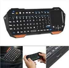 Mini Wireless Bluetooth 3.0 Keyboard with Mouse Touchpad for Windows Android iOS