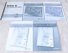 ABeka 8th grade Bible) JOSHUA AND JUDGES/ BOOK OF ACTS Student Tests/Teacher Key