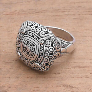 Gorgeous Turkish Jewelry 925 Silver Rings for Women Engagement Rings Size 6-12