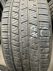 1x 275 40 22 108Y CONTINENTAL CROSS CONTACT LX SPORT 7mm Dot Code 2020