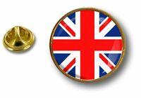 pins pin badge pin's metal button drapeau uk royaume uni anglais union jack