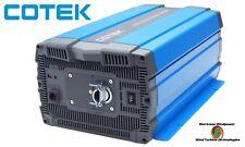 Cotek SP4000-148 4000 Watt 48 Volt Pure Sine Wave Inverter UL Certified