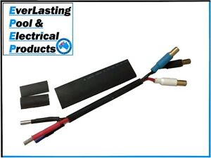 CHLOROMATIC ESR Cell Cable 1/2 Lead Repair kit for  ESR Series cells Up To 25AMP