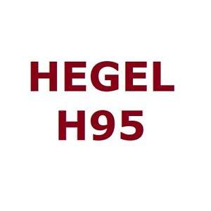 Hegel H95 Stereo 2 Channel 60W Integrated Amplifier Amp UPnP Streaming AirPlay