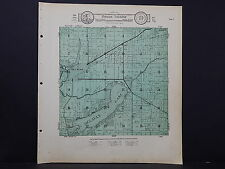 Wisconsin, Walworth County Map, 1930 Delavan Township L21#36
