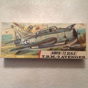 Airfix - 72 Scale T.B.M Avenger