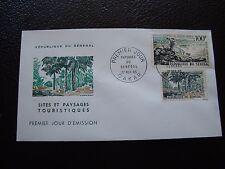 SENEGAL - enveloppe 27/2/1965 (B6)