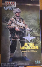 WWII ELITE FORCE BBI BRITISH PARATROOPER AIRBORNE PARAS 1/6 FIGURE DID DRAGON