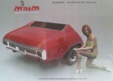 MAIM 24080 Car Wash Girl 6  1:24