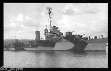 Uss Dale DD-353 Carte Postale Nous Marine Vaisseau Farragut-Class Destroyer