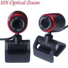 USB HD Webcam Camera Web Cam With Mic For Computer PC Laptop Desktop 1024 x 768