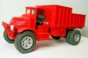Ringling Bros Circus 1940's AC Mack Ice Truck 1/48 Scale By Don Mills Models