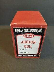 Barker & Williamson B&W 40m JCL Coil Assembly - NOS