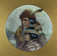 America's Indian Heritage THE NEZ PERCE NATION Plate #7 Native American Perillo