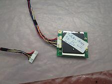 Toshiba Regza 3D TV  55WL863 Wifi WLAN module board WLU5060-D4 WLM-20M
