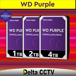 1TB 2TB 4TB Hard Drive For Hikvision DS-7608NI-I2/8P 8MP 8Ch 8 PoE 2 SATA NVR