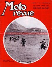 MOTO REVUE 1853 Paul FRIEDRICHS ; SALON de LONDRES YAMAHA SEELEY BSA SUZUKI 1967