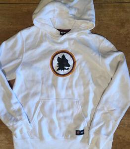 Nike Hoodie Youth XL White