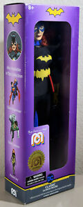 """BATGIRL - Mego Limited Edition Numbered 14"""" Classic Action Figure - NEW SEALED"""
