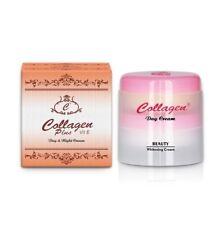 2PCS/Box Collagen beauty cream Vitamin E Day And Night Brightening Blemish  40g