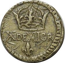 O1173 RARE Espagne Quadruple Ecu d' Or de Charles Quint 1517-1556 - >M offer