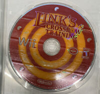 Link's Crossbow Training Game (Wii) Disc Only