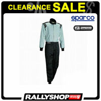 FIA SPARCO PRIMA X-3 SUIT 56, Race Rally Black / Grey SALE OUTLET STOCK 21