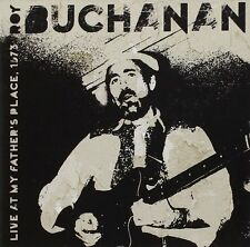 Roy Buchanan - Live at My Father's Place, 1973 (2015)  CD  NEW  SPEEDYPOST