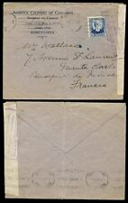 SPAIN 1936 CIVIL WAR CCAM CENSOR...ARTISTICA CULINARIA ENV...CATALONIA to MONACO