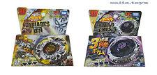 Takara Tomy Beyblade BB-114 Vari Ares D:D & BB-122 Diablo Nemesis X:D
